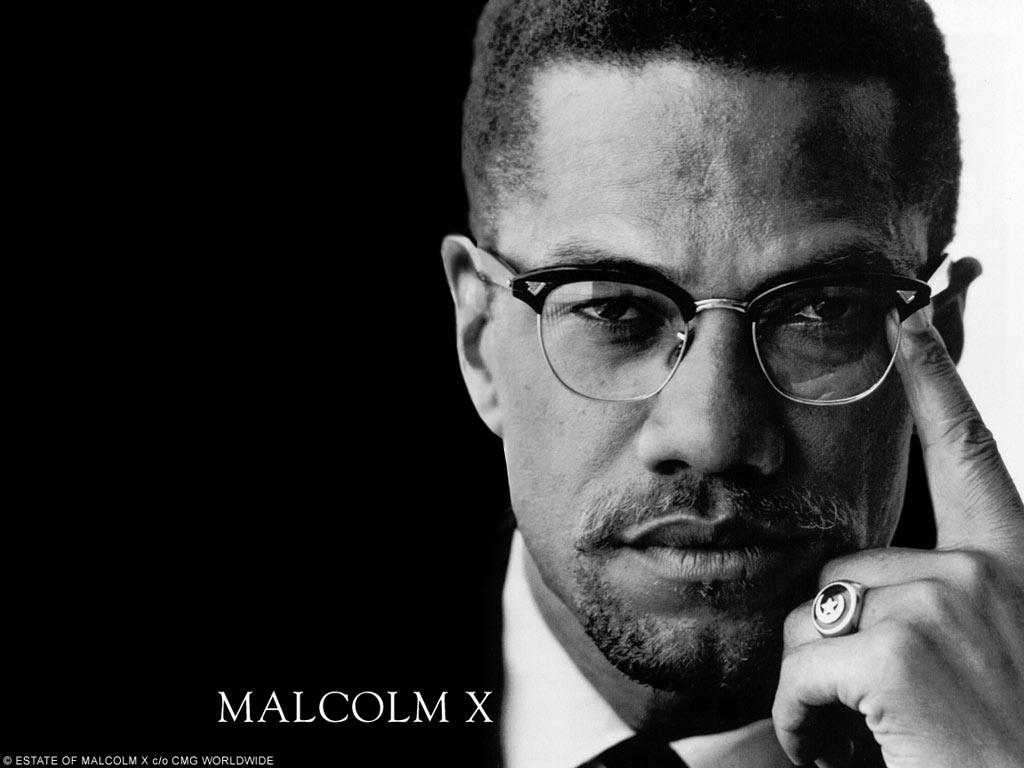 malcolm x in color the world turned upside down