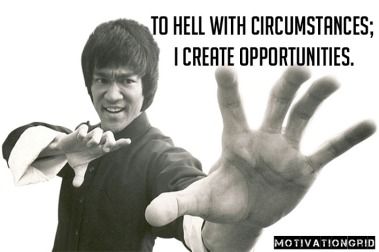 Bruce-Lee-To-Hell-With-Circumstances-quote-
