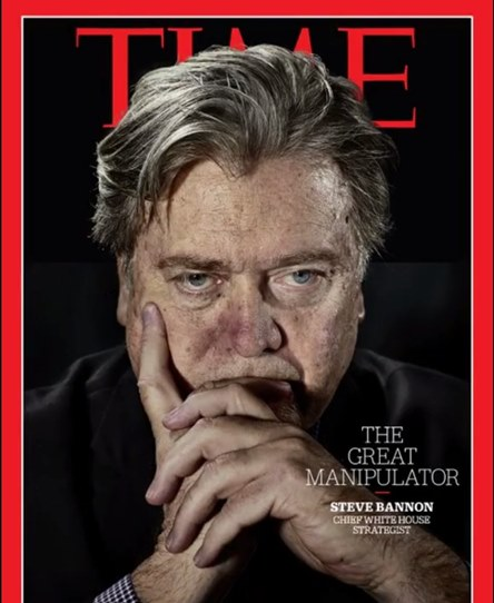 Image result for steve bannon nazi