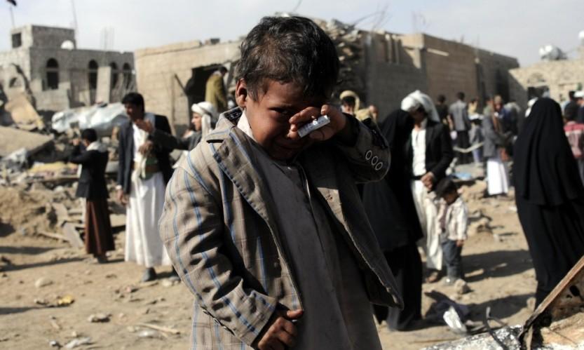 yemen suffering