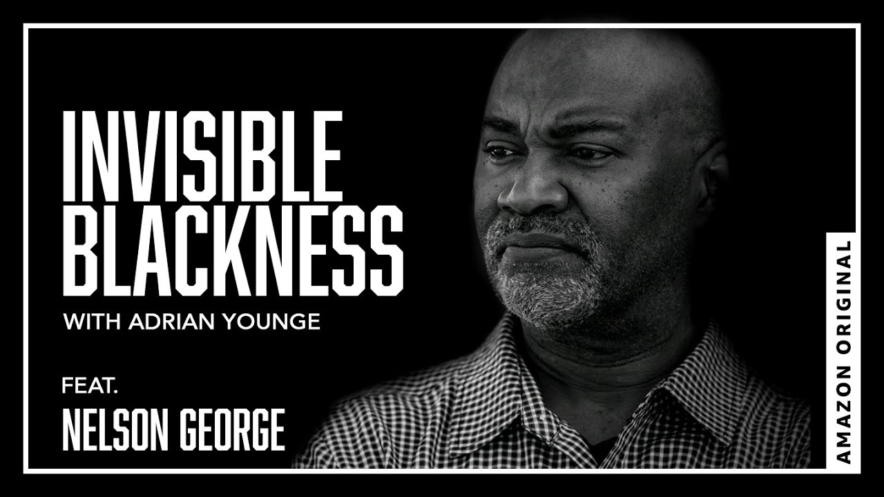 NewBlackMan (in Exile): Invisible Blackness – The Rise of the Black  Superstar, an Interview with Nelson George